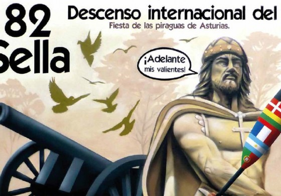 Revista del Descenso Internacional del Sella 2018