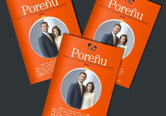 Revista Poreñu, Pueblo Ejemplar 2017
